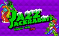 Jazz Jackrabbit: Holiday Hare 1995