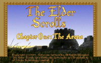 Elder Scrolls: Arena Deluxe (The)