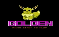 Pokemon Golden
