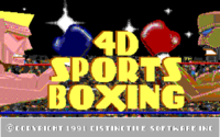 4D Sports Boxing