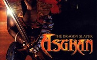 Asghan: The Dragon Slayer RIP