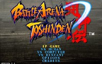 Battle Arena Toshinden CD