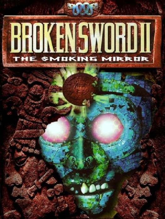 Gra Broken Sword 2 The Smoking Mirror Pl Rip Download